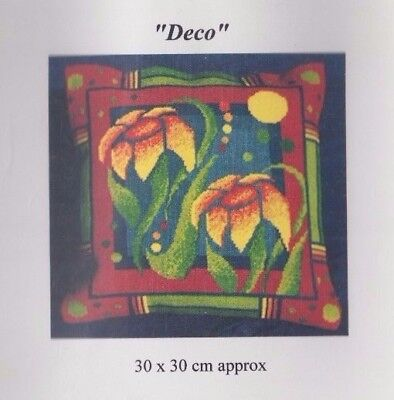 Deco - Tapestry Cushion Panel Chart - from my stash