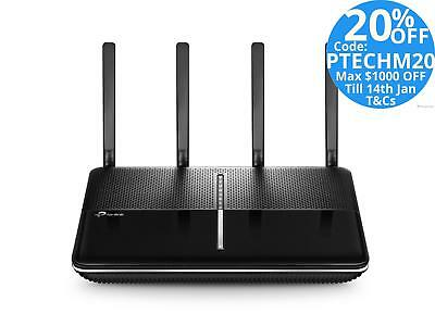 TP-Link Archer C3150 V2 AC3150 Dual Band WiFi Wireless MU-MIMO Gigabit Router NB