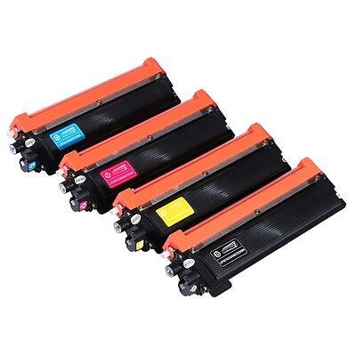 4x Toner für Brother TN230 Serie für Brother MFC-9010CN HL-3070CW HL-3040CN