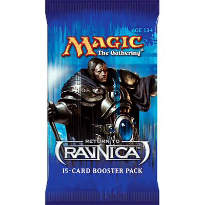 Set of 3 Return to Ravnica Booster Packs