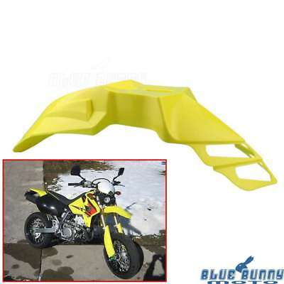 Front Fender ABS Plastic EVO Dirt Bikes Mudguard For Suzuki DRZ400E DR400 Yellow