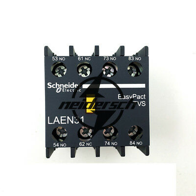 Schneider LC1E contactor auxiliary contact LAEN31N NEW