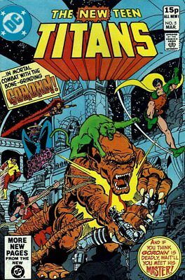 New Teen Titans (Vol 1) (Tales of from #41) #   5 (VFN+) (VyFne Plus+) Price VAR