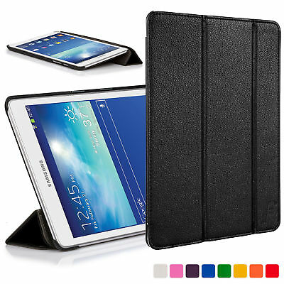 Forefront Cases® Samsung Galaxy Tab 3 Lite 7.0 Leather Shell Smart Case Cover