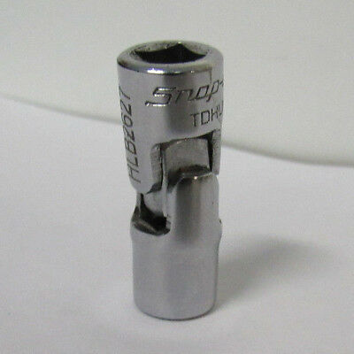 "Snap On Tdhu101A 1/4"" Drive 5/16"" Sae   12 Point Swivel Socket Usa  A597"