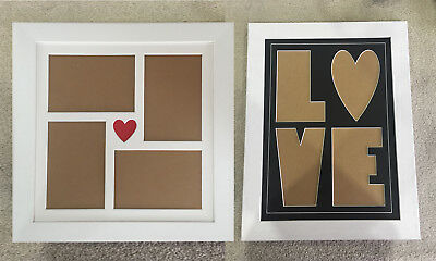 Multi Aperture photo Frame picture collage 6x4 wedding anniversary baby child