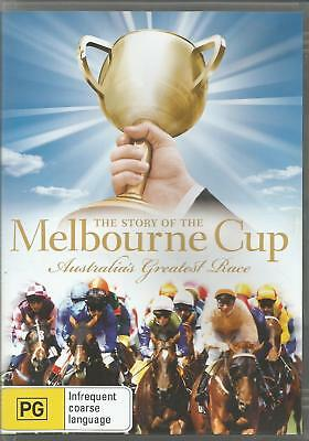 The Story Of The Melbourne Cup - Australia's Greatest Race Dvd