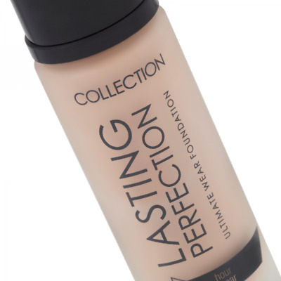 Collection Lasting Perfection 16hr Ultimate Wear Foundation in 4 warm beige 30ml