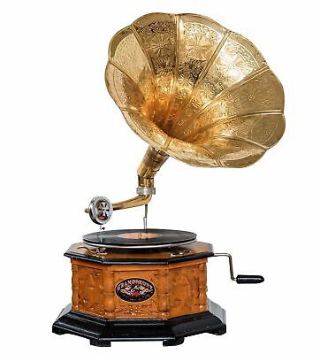 Gramophone in the antique style