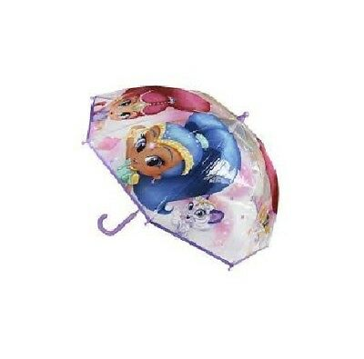 Paraguas Transparente Shimmer And Shine 45Cm (11533)