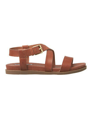 05dd5fdc4df5 NEW Windsor Smith Lotus Whisky Leather Sandal Tan