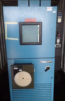 Thermotron Environmental Chamber Model S-8C Water Cooled