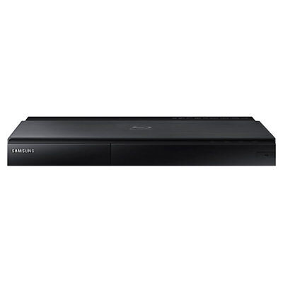 Samsung BD-J7500 3D Blu Ray Player with Remote, 4K Upscale, 7.1 Audio, WiFi