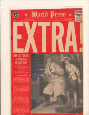 Extra! (1955 series) #2 in Very Fine - condition. FREE bag/board