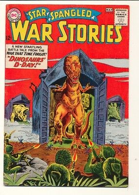 Star Spangled War Stories (1952 series) #108 in Very Fine - condition