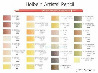"""Holbein Artists' Colored Pencil """"yellow Color"""""""