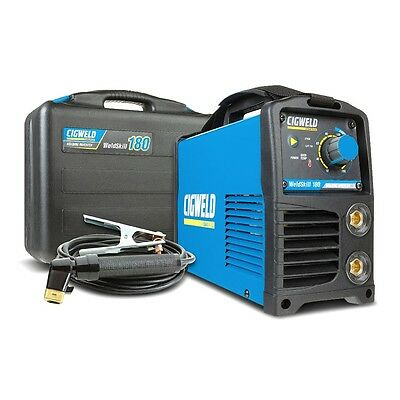 Cigweld Welder 180A DC Stick & Lift TIG Multi Process Inverter  W1008180 New