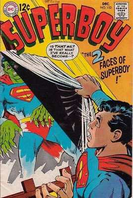 Superboy (1949 series) #152 in Fine + condition. FREE bag/board