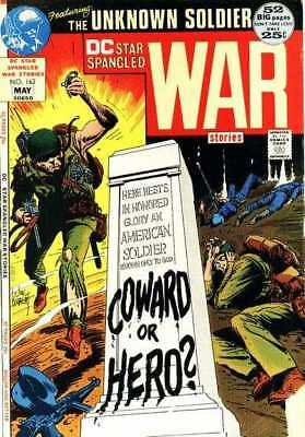 Star Spangled War Stories (1952 series) #162 in Very Fine condition