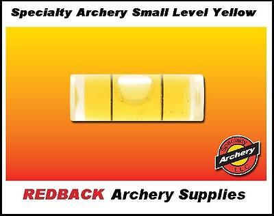 Specialty Archery Small Level Yellow