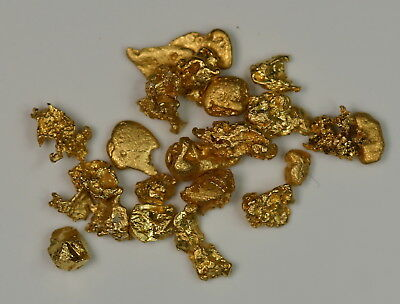 Gold Nuggets 2.07 Grams (Australian Natural)