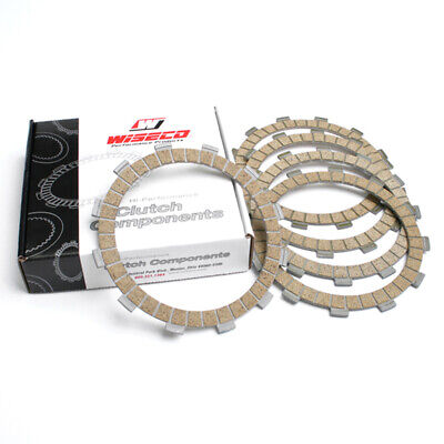 Wiseco WPPF023 Kawasaki KX65 2000-2017 Clutch Fiber Friction Plate Kit