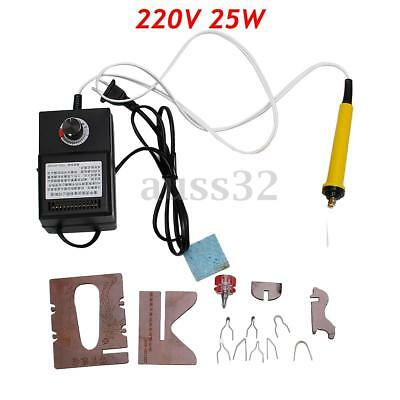 220V 25W Plastic Adjustable Pyrography Machine Gourd Wood Pyrography Crafts Tool