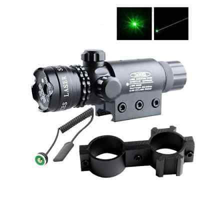 532nm grüner Laser Dot Leuchtpunktvisier Sight Scope Jäger Zielfernrohr