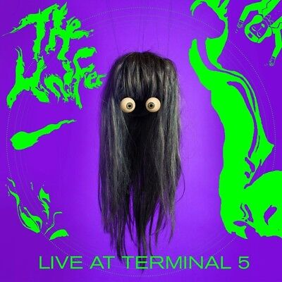 The Knife - Live At Terminal 5 (2Lp+Cd+Dvd)   Vinyl Lp+Dvd+Cd New+