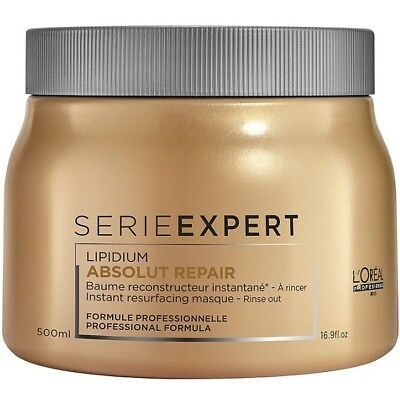 Loreal Expert Serie Absolut Repair Lipidium Maske 500ml - Neu (61,80€/1l)