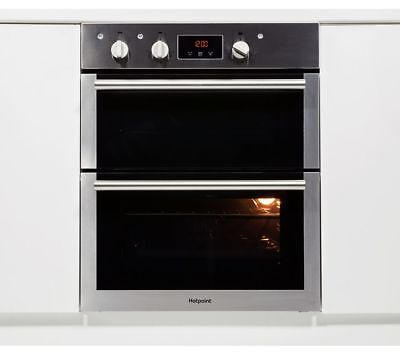 Hotpoint Undercounter Double Oven And Grill 163 60 00