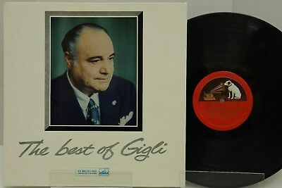 "Gigli LP ""The best of Gigli"" UK, NM-"