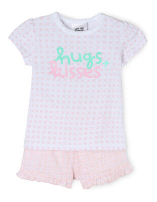 NEW Sprout Pyjama Set White