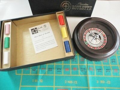 Vintage No. 132 Pleasantime Roulette Game