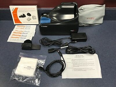Panini Vision X 75 DPM Check Scanner And Printer NEW