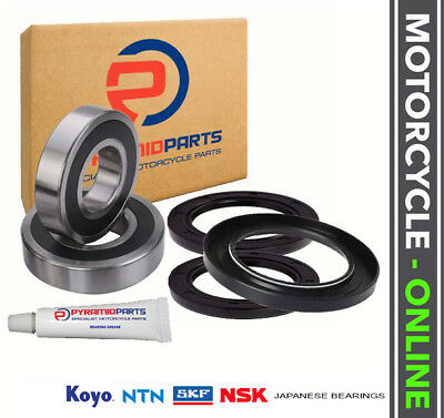 Front Wheel Bearings KIT with Seals WB88