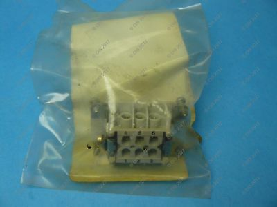 Lapp Contact 10191000 EPIC H-BE6BS Female Connector Insert 6 Pos 16 Amp 600V New