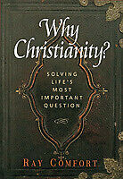 Why Christianity Evangelism Booklet - Christian Outreach Gospel Tract- Religions