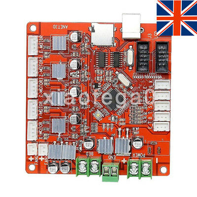 Anet A8 3D Printer Mainboard Anet V1.0 For Reprap Mendel Control In UK Localship