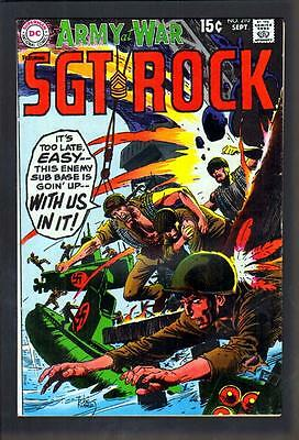 Our Army At War 210 9.0 Vfnm 1969 Dc Russ Heath Sgt Rock Easy Company