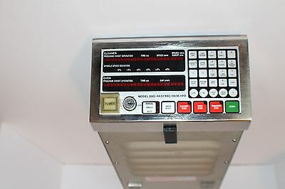 SVG -8620 Controller, Silicon Valley group wafer scrubber,