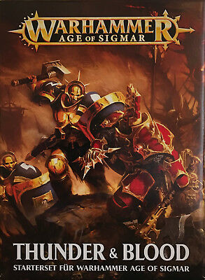 Age of Sigmar - Thunder and Blood - Starterbox - (Games Workshop)