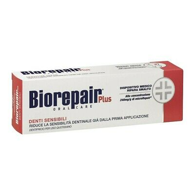 BIOREPAIR Oral Care Plus Denti Sensibili Dentifricio 75 ml