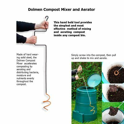 Dolmen Compost Mixer and Aerator