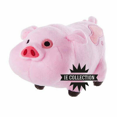 GRAVITY FALLS WADDLES IL MAIALE PELUCHE pupazzo pig Mabel dipper Soos plush doll