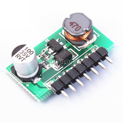 DC 7-30V to 1.2-28V 350MA 1W buck step-down module LED Driver PWM dimming Dimmer