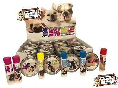Blissful Dog Nose Butter Dogue De Bordeaux French Bulldog Sore Dry cracked Nose