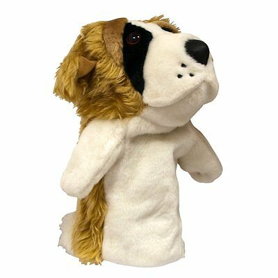 Winning Edge St Bernard Dog Driver Headcover. Bnwt.