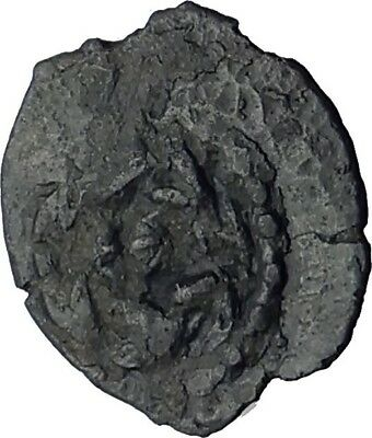 HEROD ARCHELAUS GREAT's son Biblical JERUSALEM Jewish Ancient Greek Coin i64099