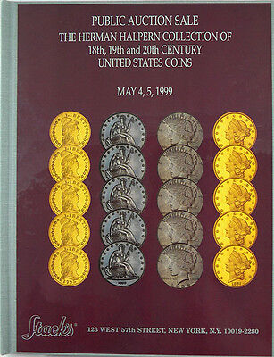 Stack's: The Herman Halpern Collection Of 18Th, 19Th And 20Th Century Us Coins